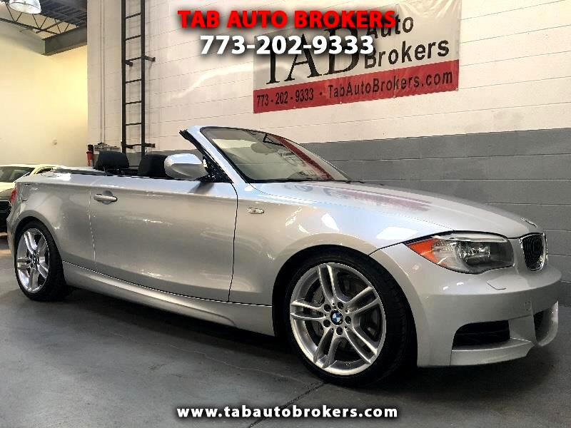 2012 BMW 1-Series 135i Convertible w M Sport Package