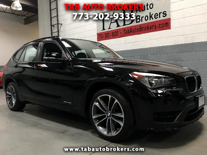 2015 BMW X1 xDrive28i with Sport Package