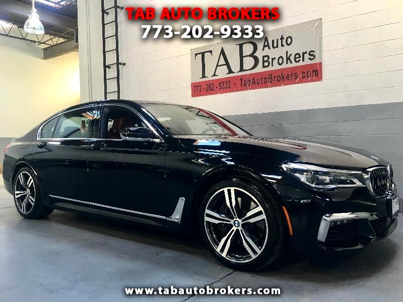 2016 BMW 7-Series 750i xDrive with M Sport Package