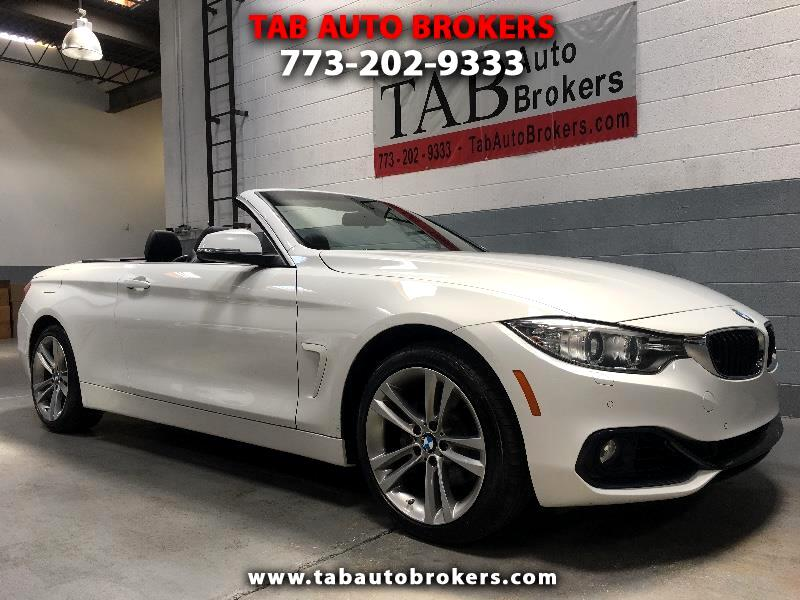 2016 BMW 4-Series 428i xDrive Convertible