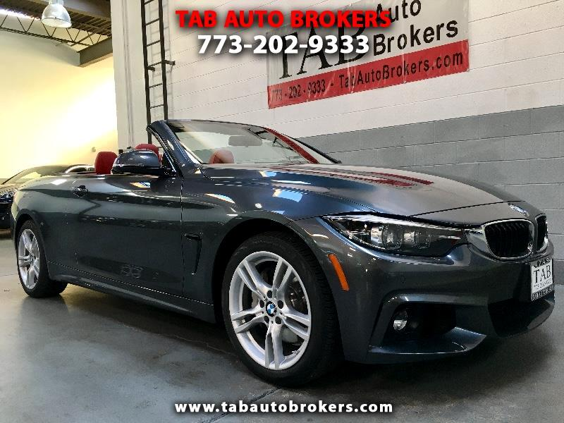 2019 BMW 4-Series 440i xDrive convertible