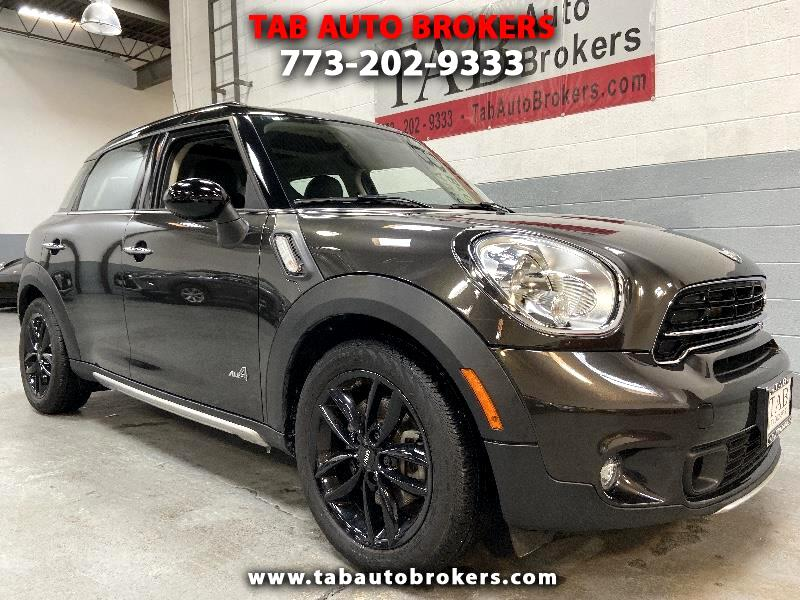 MINI Countryman Cooper S ALL4 2016
