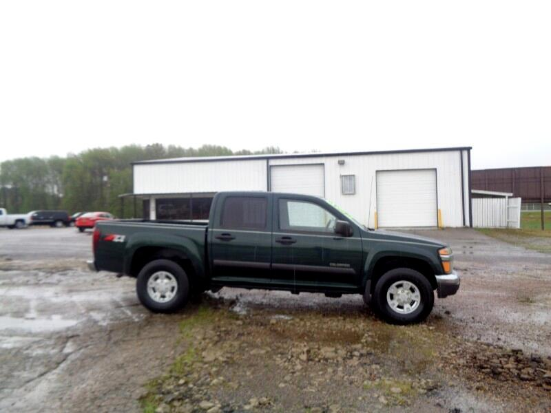 2004 Chevrolet Colorado Z85 Crew Cab 4WD