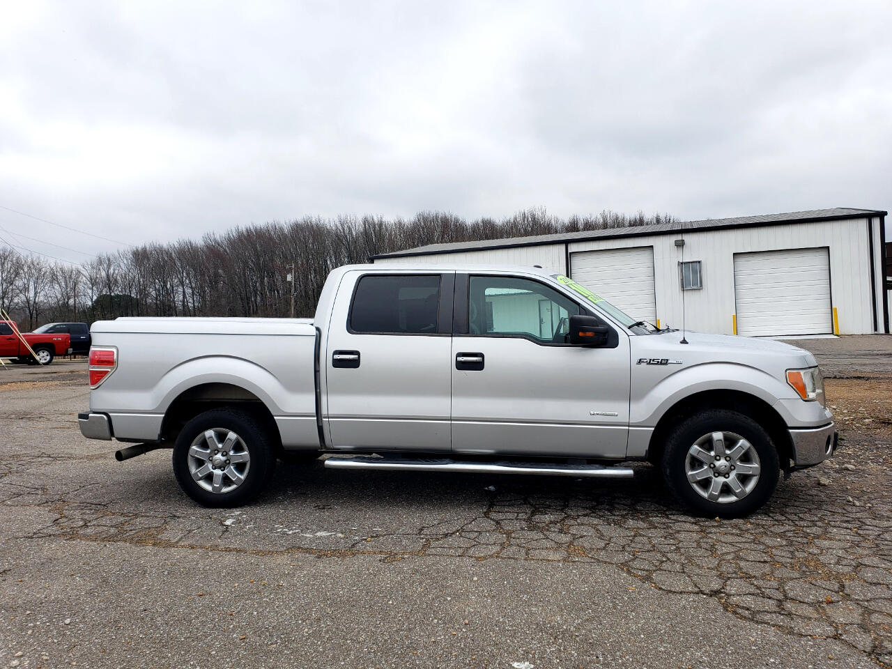 Ford F-150 Lariat SuperCrew 6.5-ft. Bed 2WD 2013