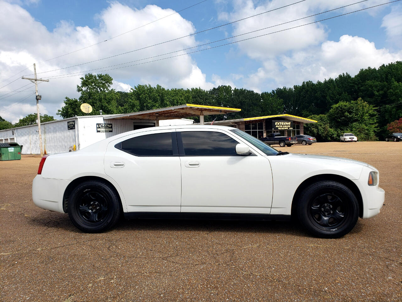Dodge Charger 4dr Sdn Police RWD 2010