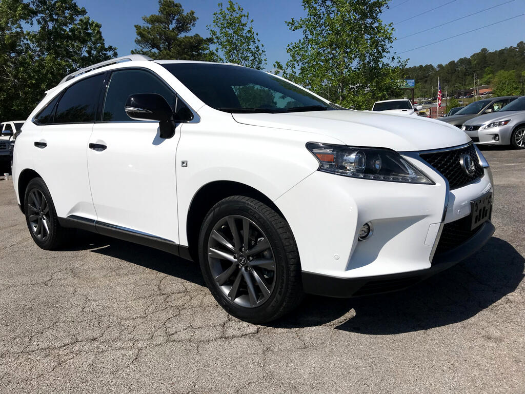 2015 Lexus RX 350 CRAFTED LINE F-SPORT
