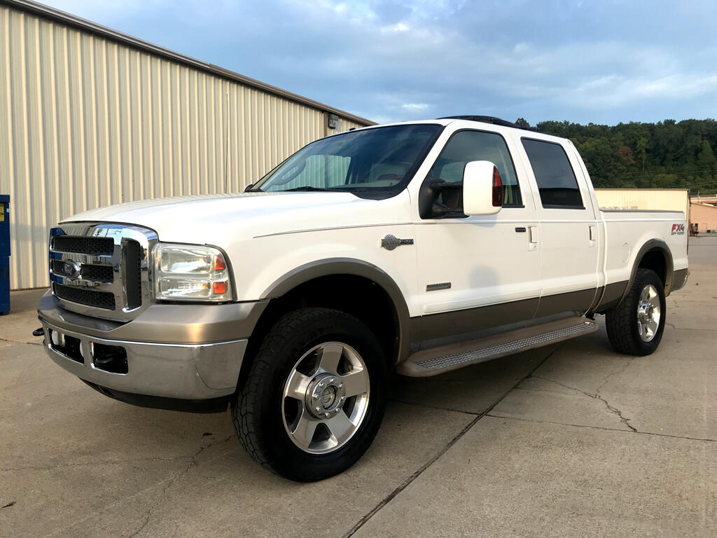 2006 Ford F-250 SD King Ranch Crew Cab 4WD