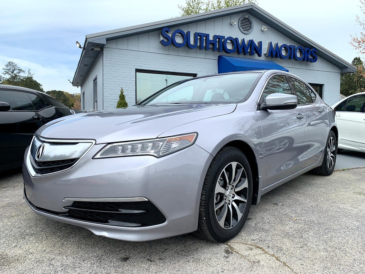 2017 Acura TLX A-Spec 2.4L