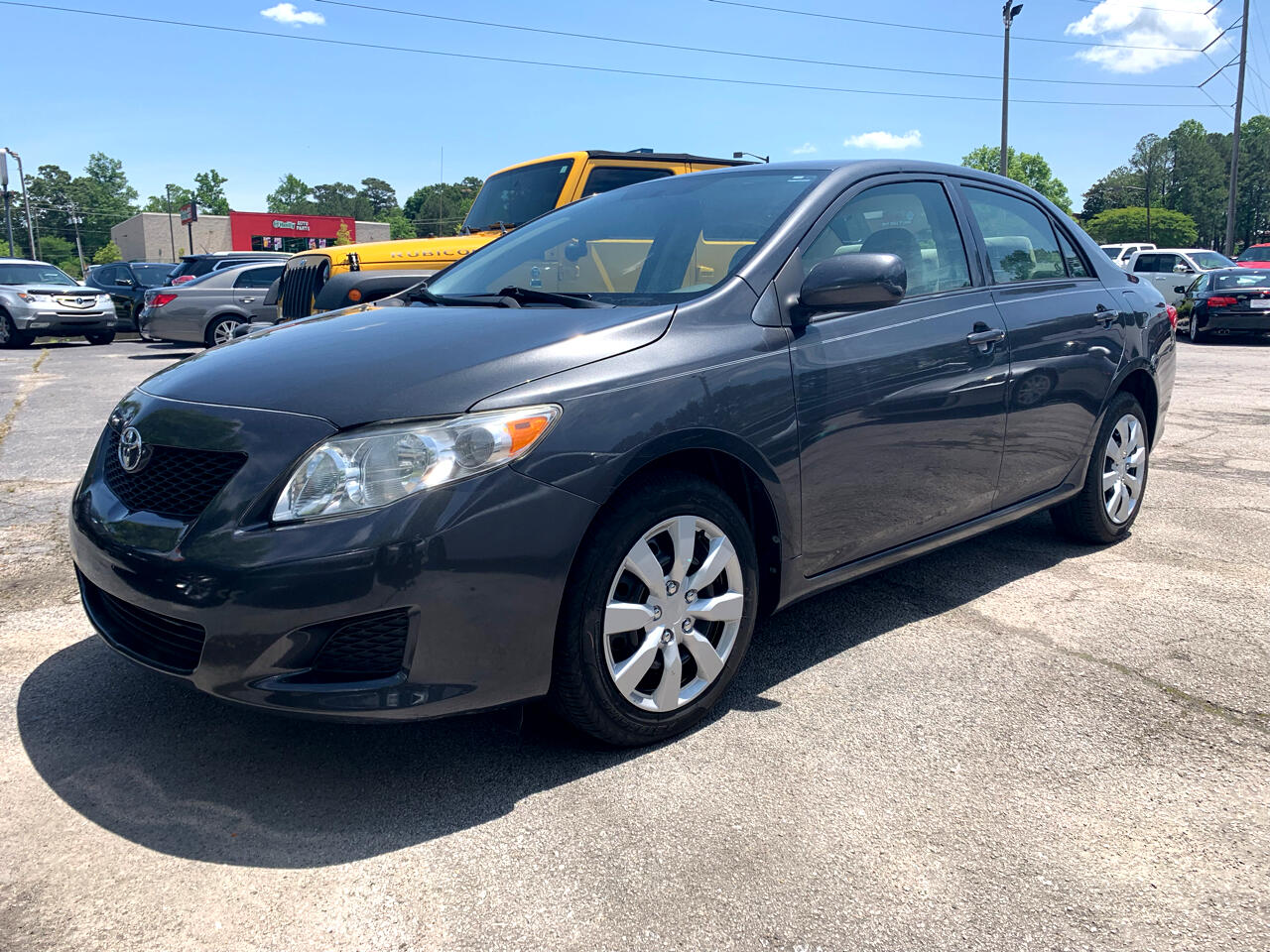 2010 Toyota Corolla LE 4-Speed AT