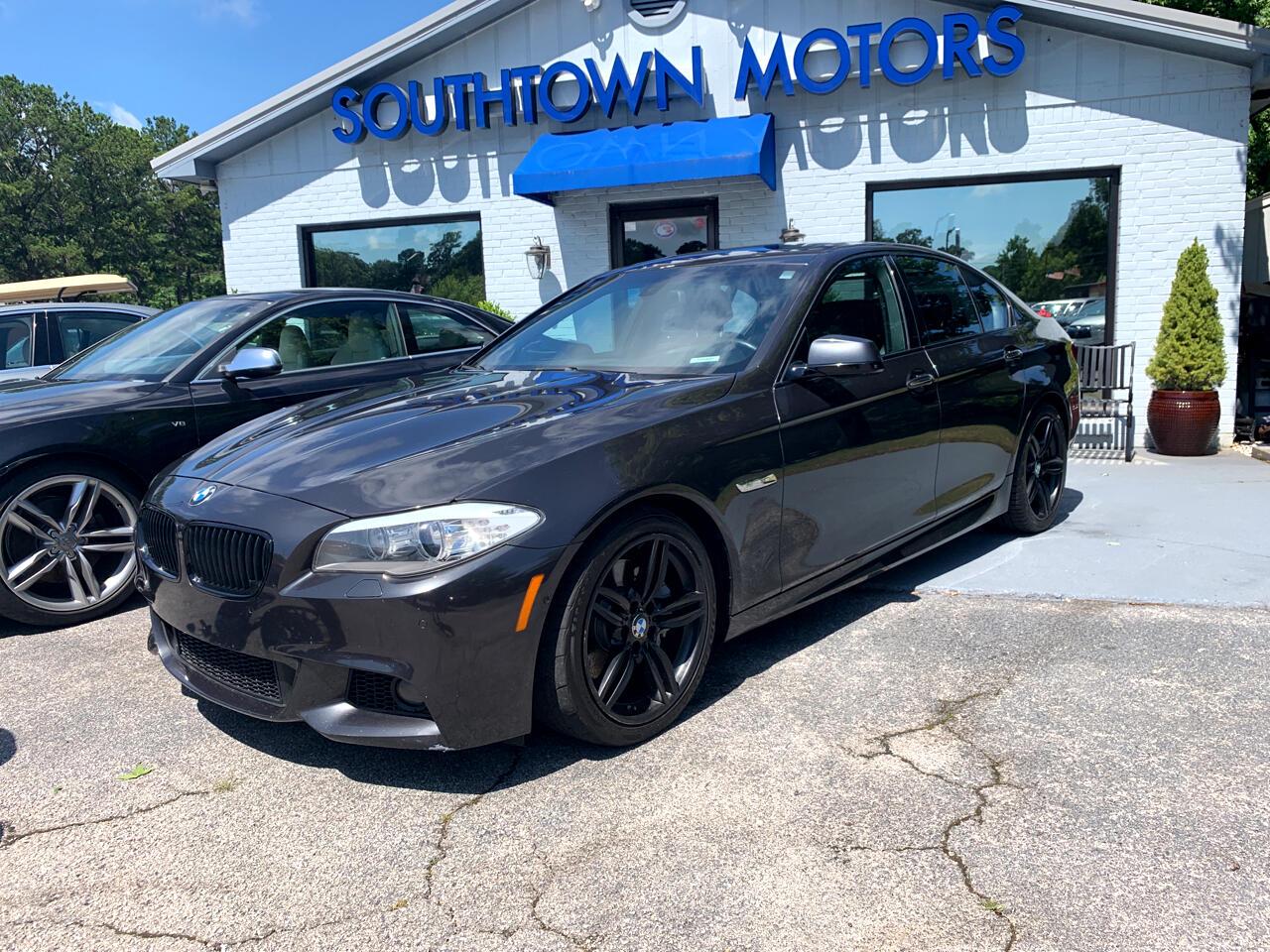 2013 BMW 5-Series 550i