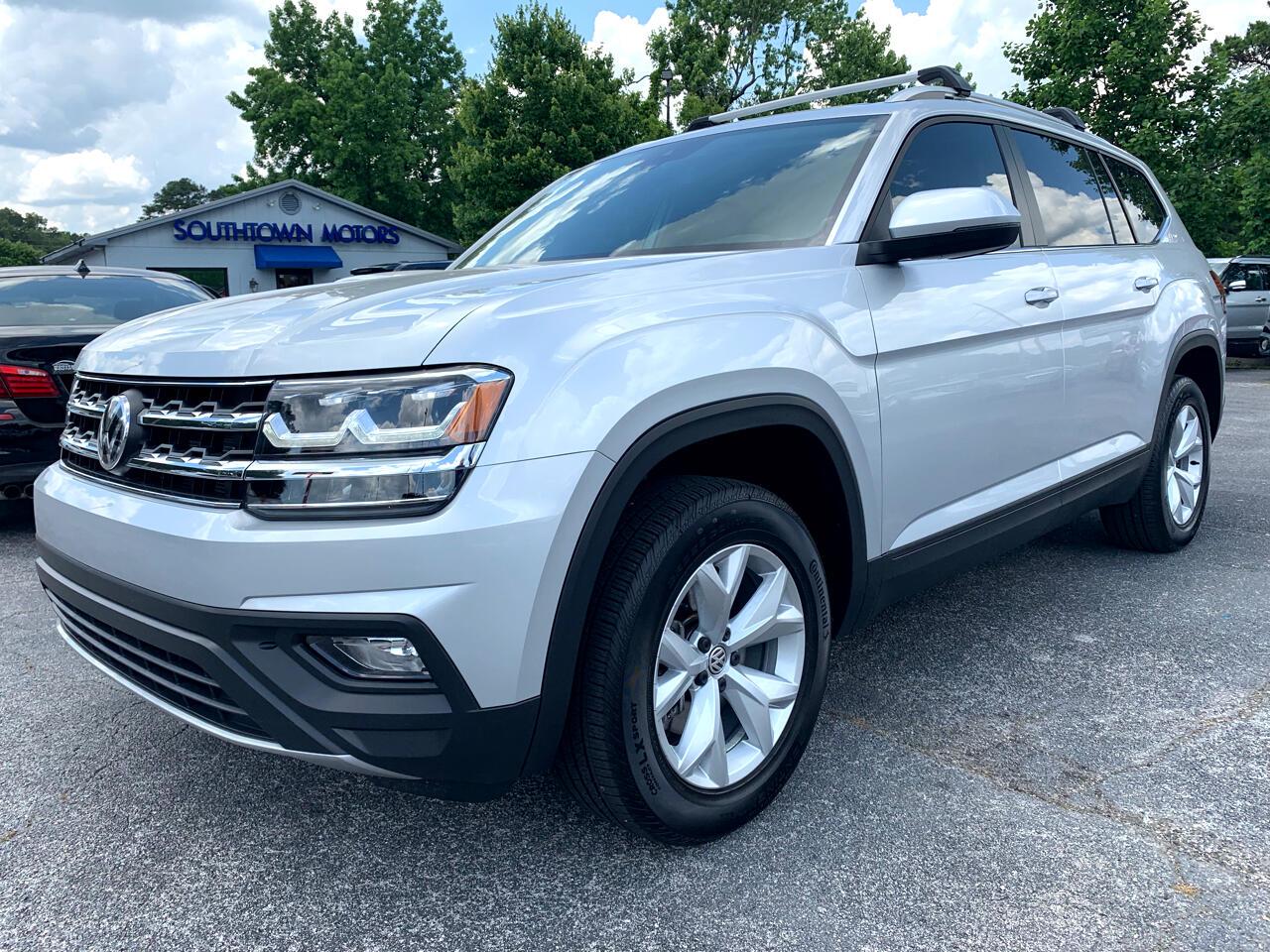 2018 Volkswagen Atlas V6 SE w/Technology AWD