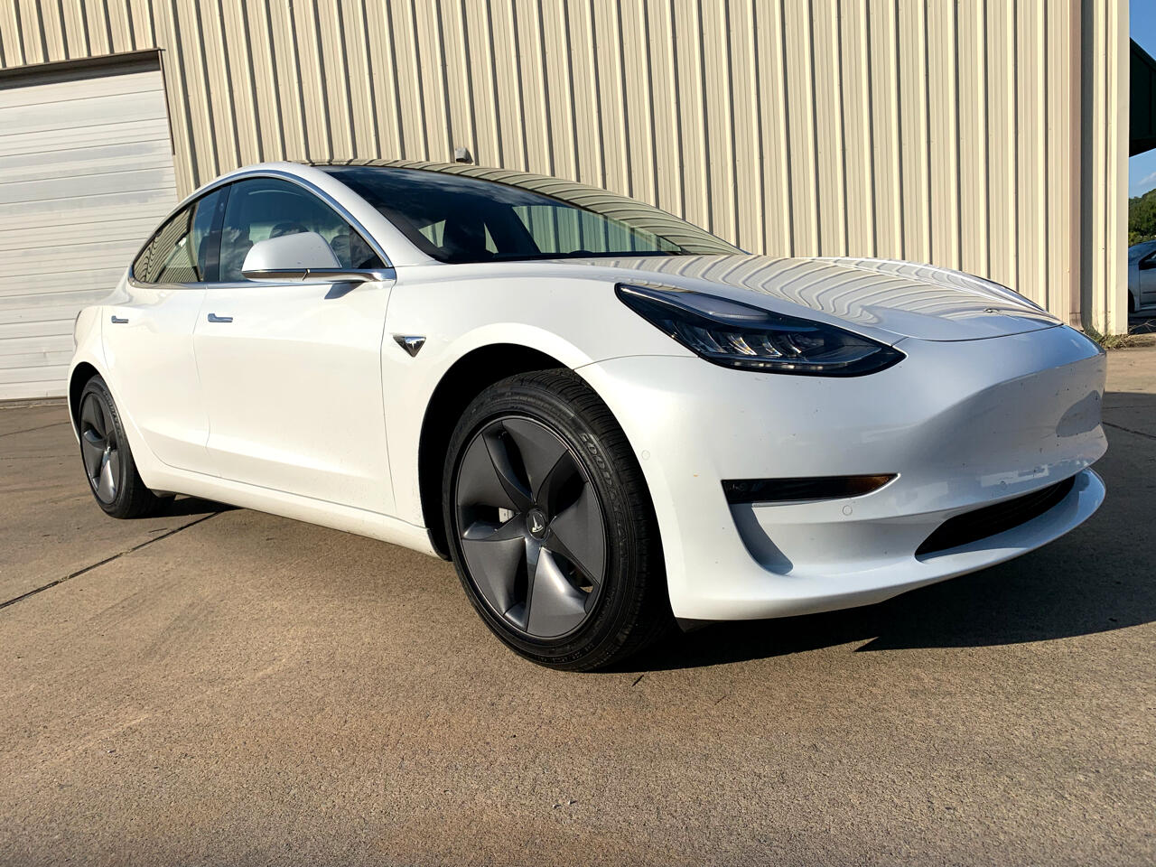 2018 Tesla Model 3 Long Range Battery RWD