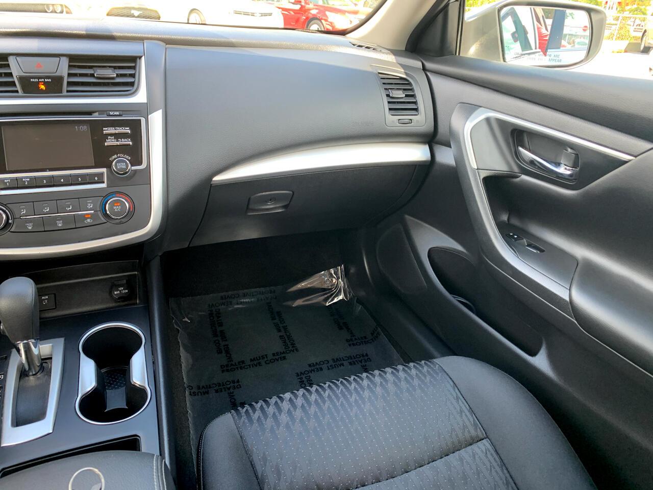 2018 Nissan Altima 2.5 S Sedan