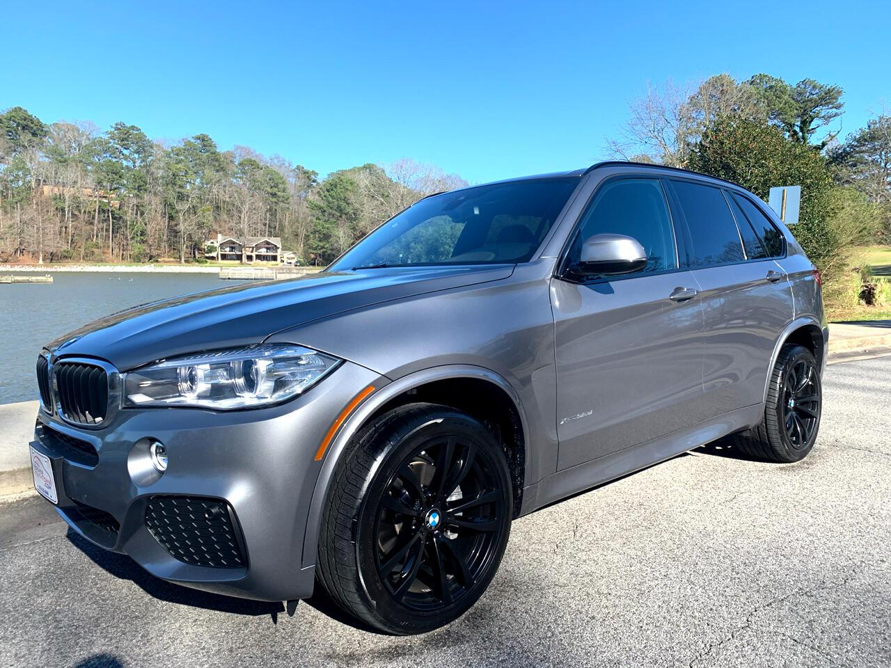 BMW X5 xDrive35d Sports Activity Vehicle 2016