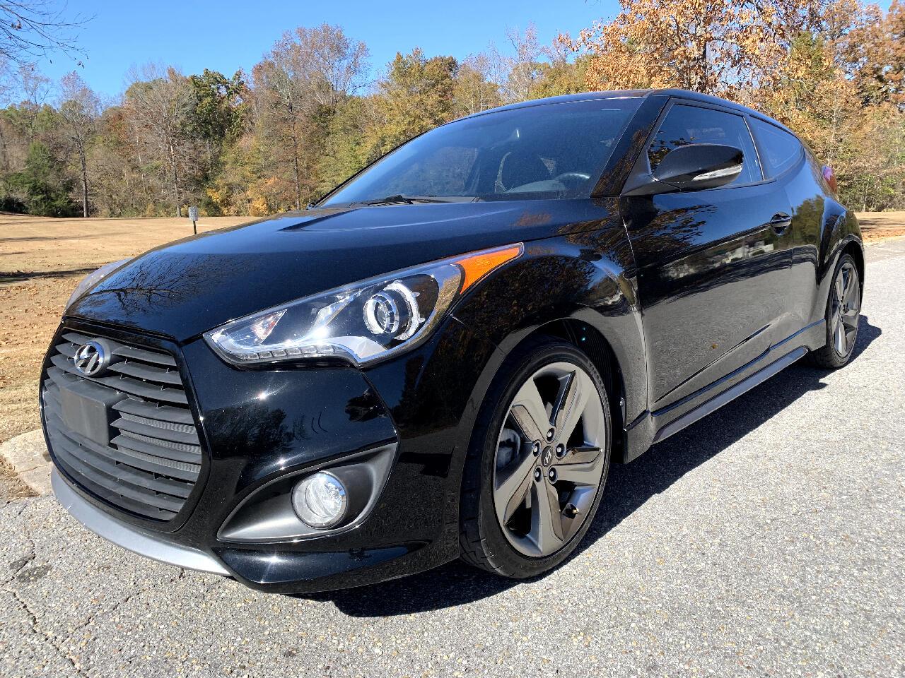 Hyundai Veloster 3dr Cpe Auto Turbo w/Black Int 2013