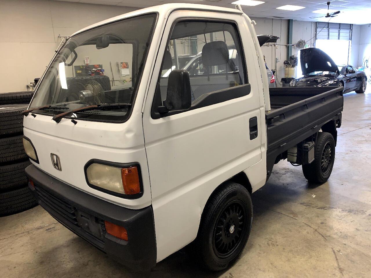 Honda ACTY  1991