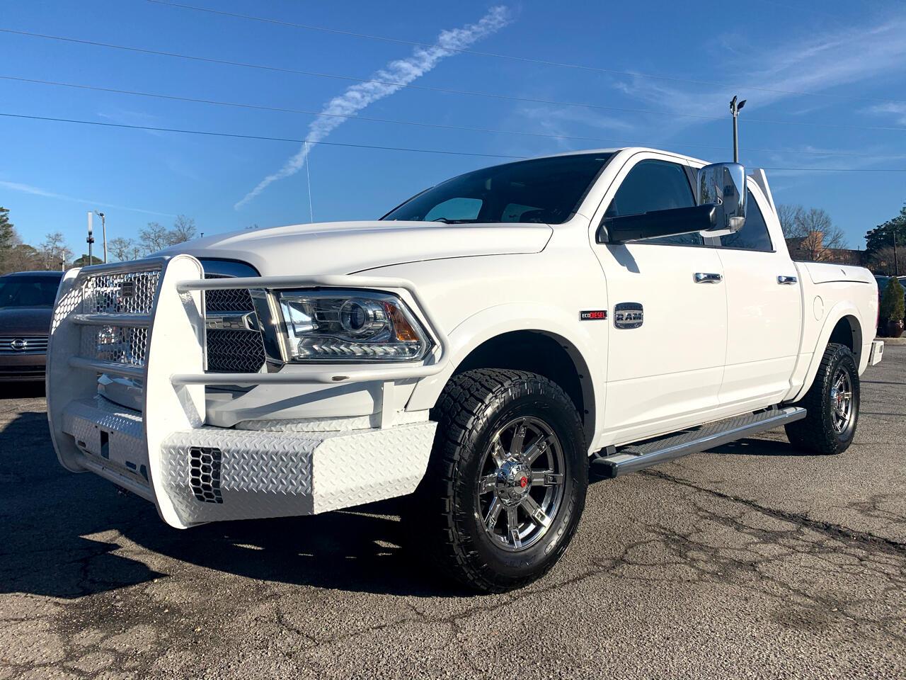 RAM 1500 Laramie Longhorn Edition Crew Cab 4WD 2015
