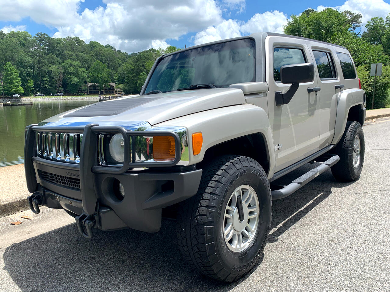 HUMMER H3 4WD 4dr SUV Luxury 2006