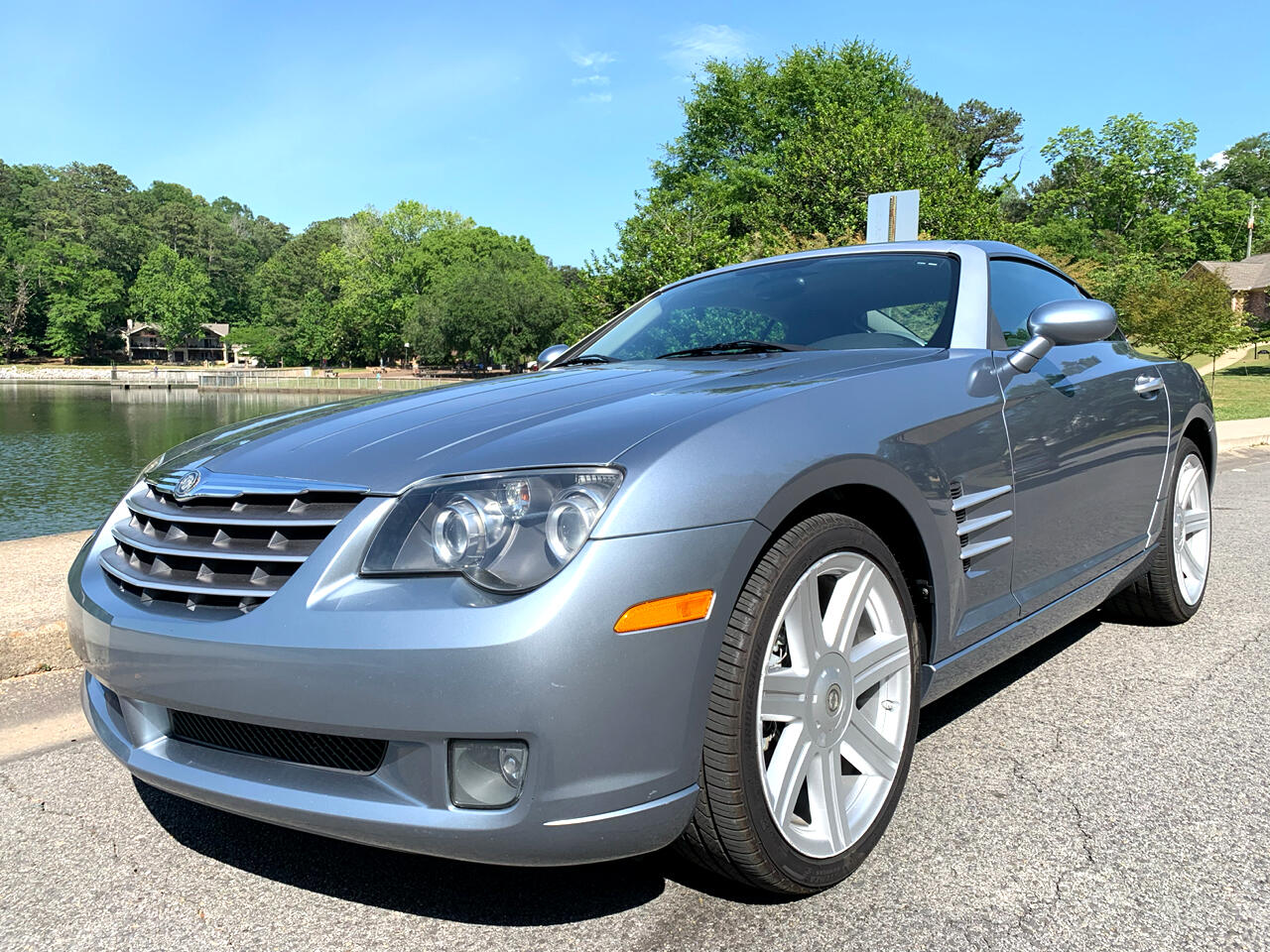 Chrysler Crossfire Coupe 2004