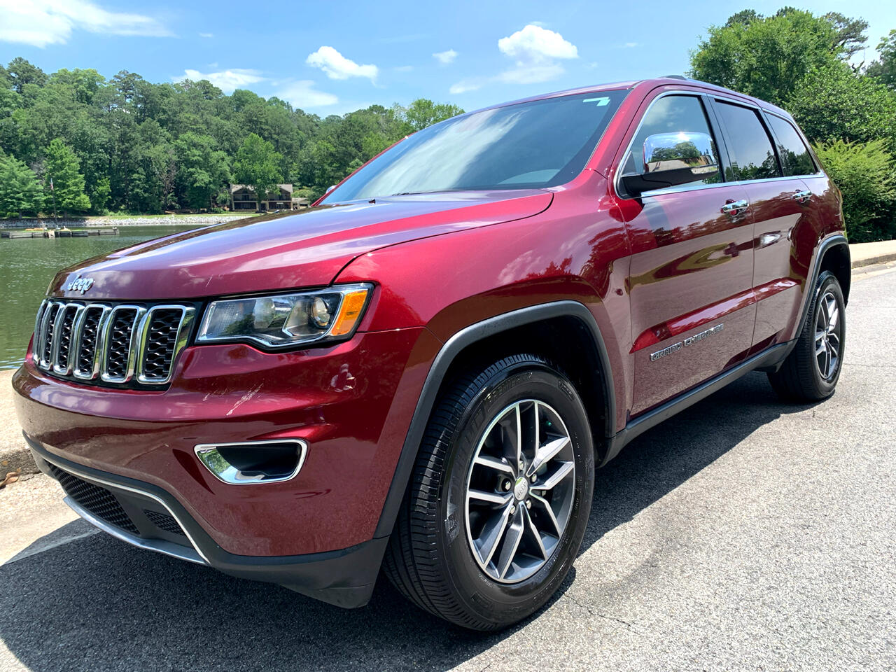 Jeep Grand Cherokee Limited 2WD 2018