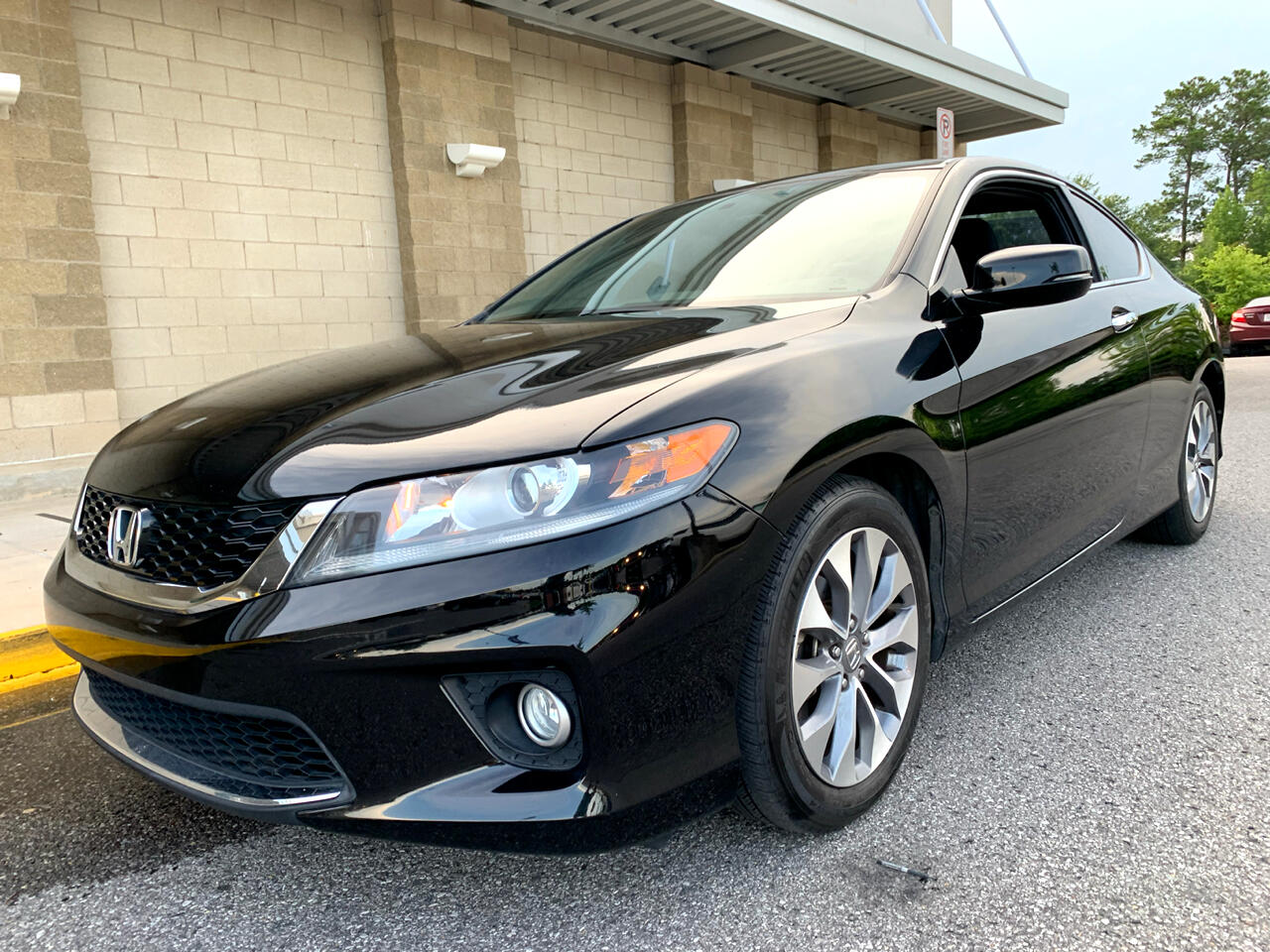 Honda Accord EX Coupe 6-Spd MT 2014