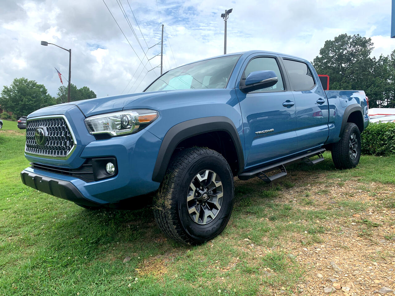 Toyota Tacoma TRD Off Road Double Cab 6' Bed V6 4x4 AT (Natl) 2019