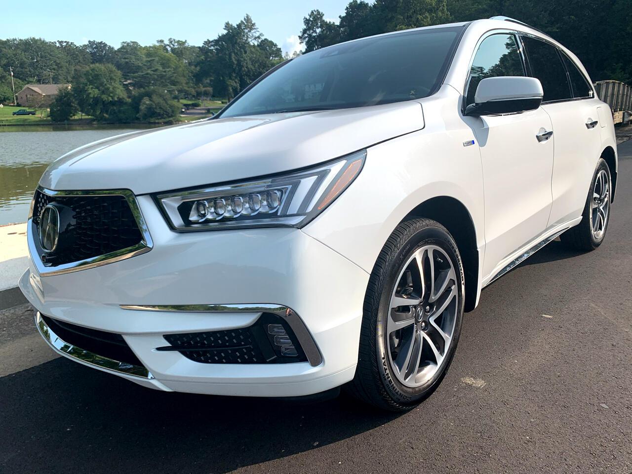 Acura MDX Sport Hybrid SH-AWD w/Advance Package 2020