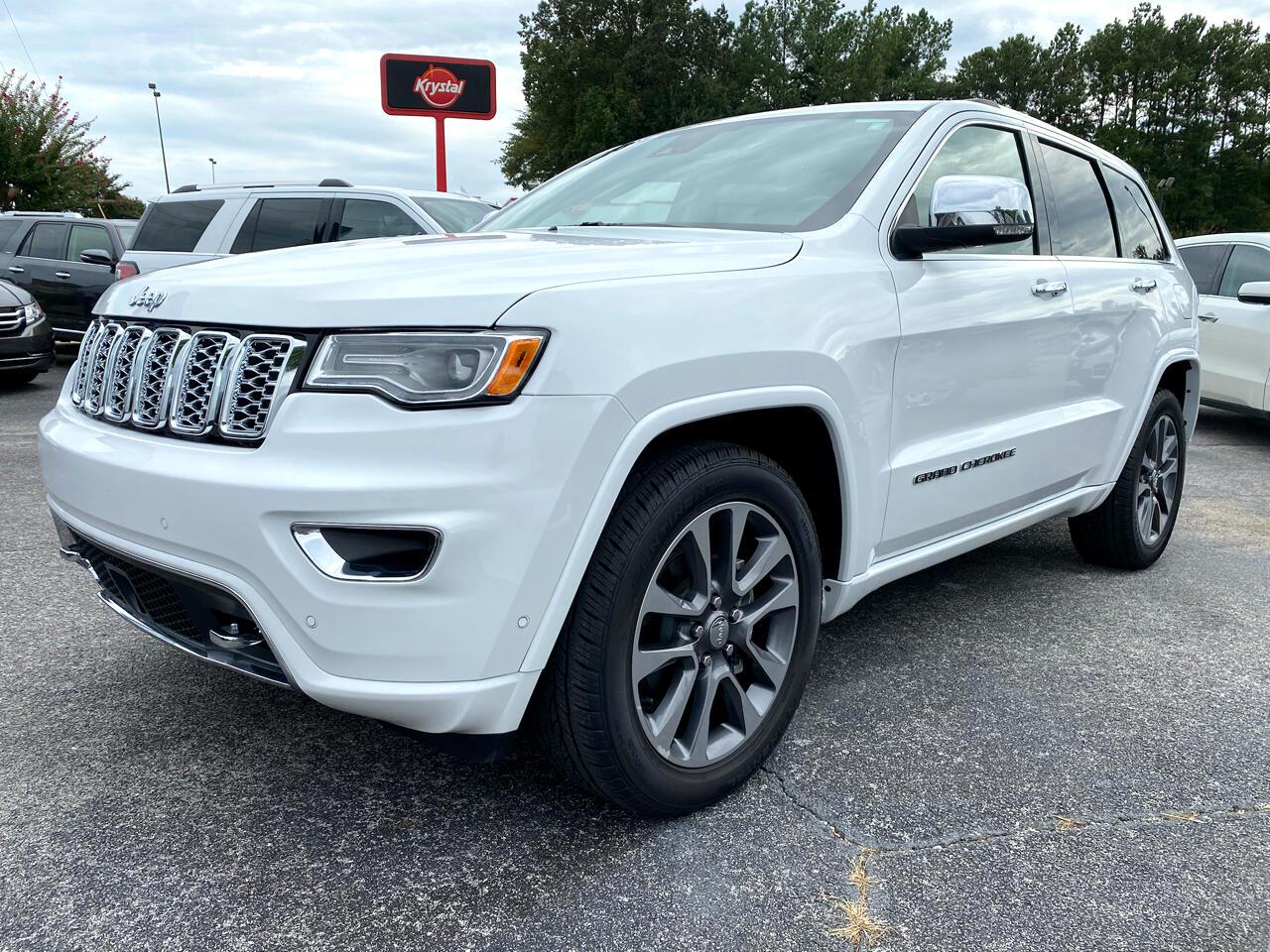 Jeep Grand Cherokee Overland 2WD 2017
