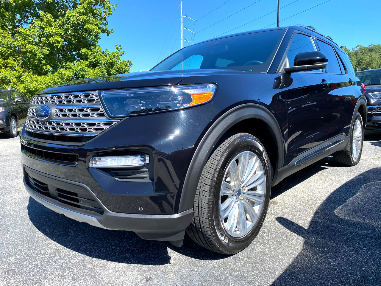 Ford Explorer Limited AWD 2020
