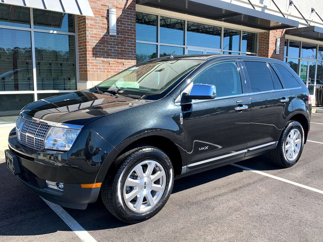 Lincoln MKX FWD 2010