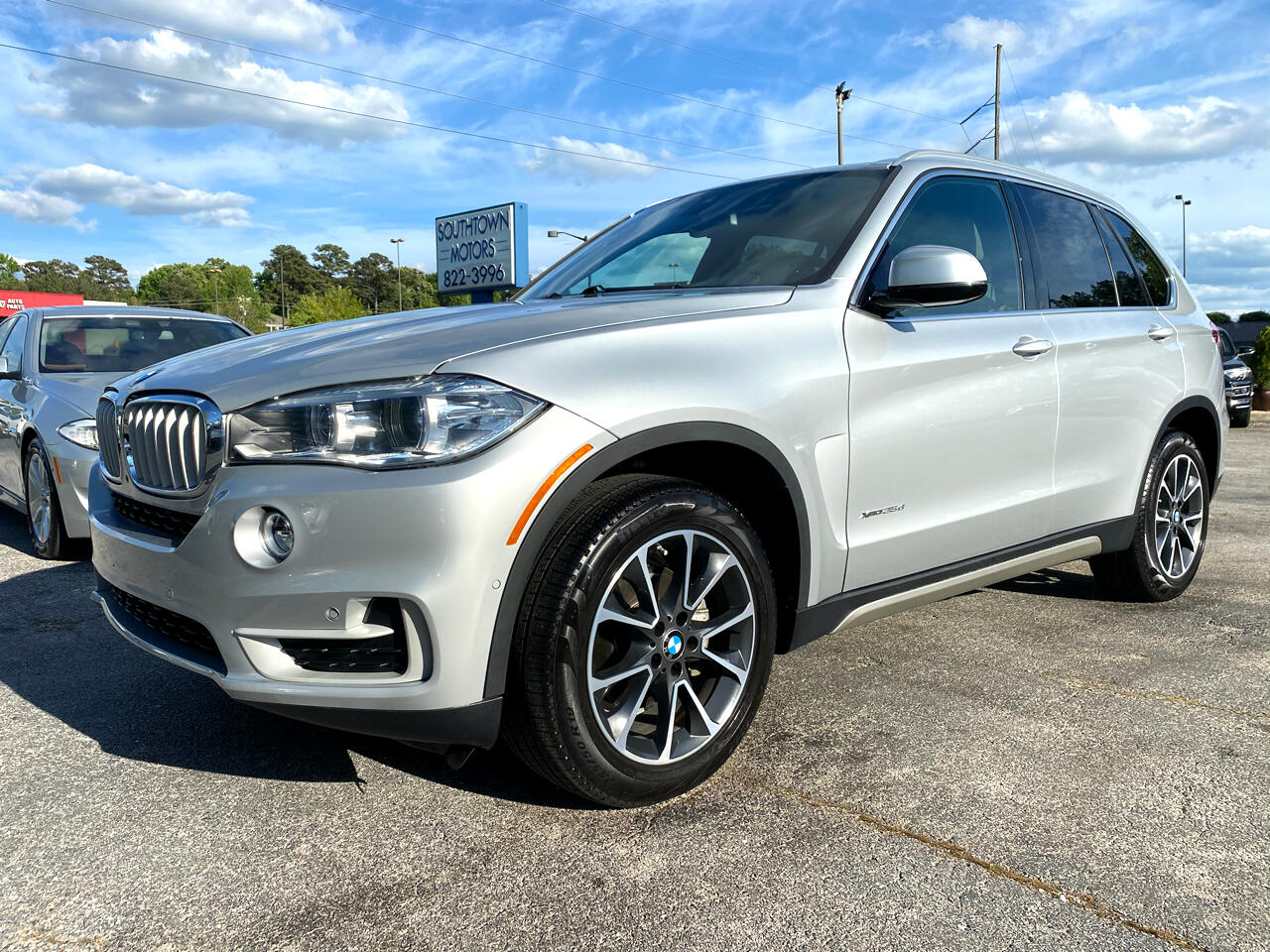 BMW X5 AWD 4dr xDrive35d 2018