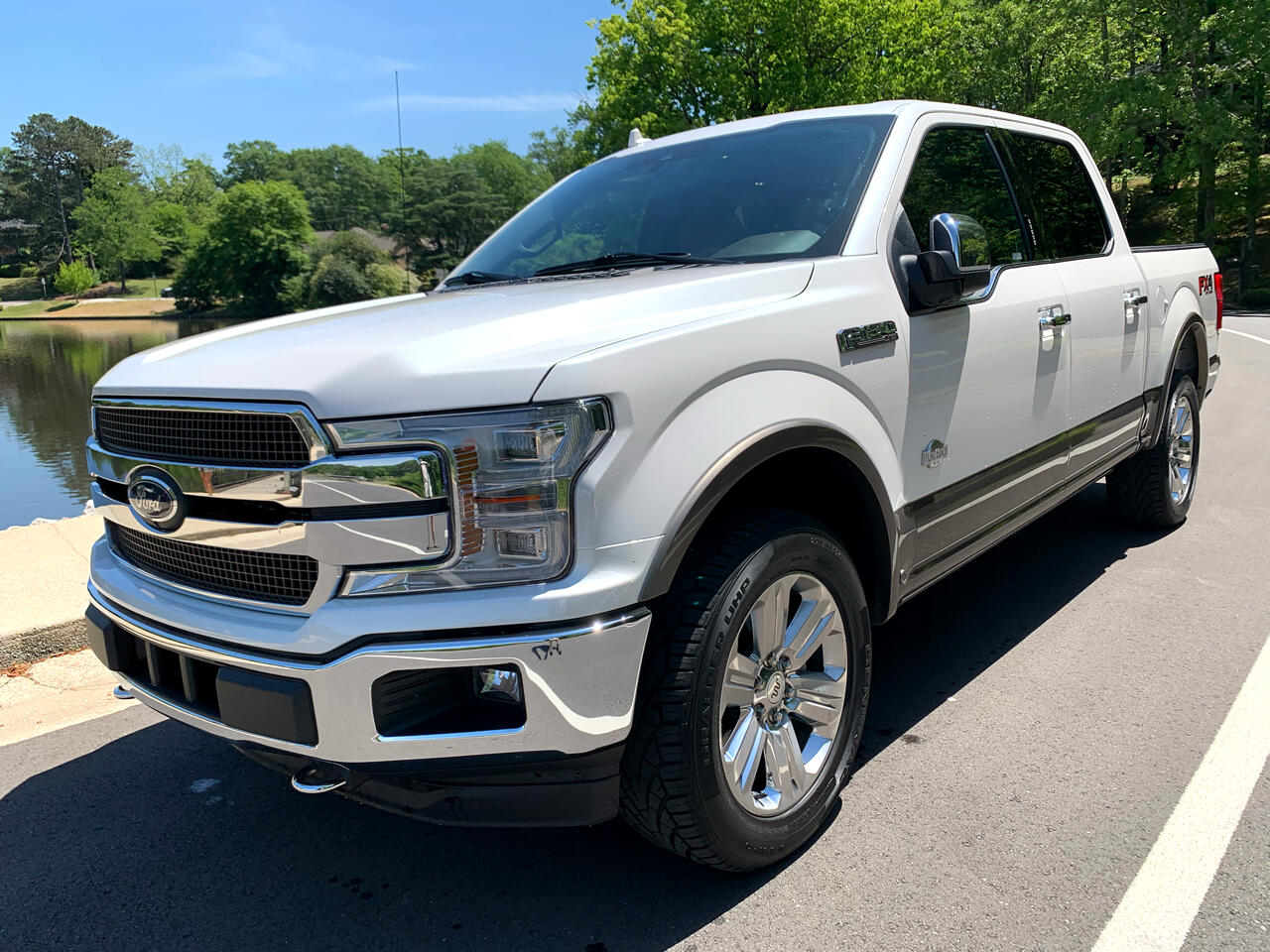 Ford F-150 King Ranch SuperCrew 6.5-ft. 4WD 2019