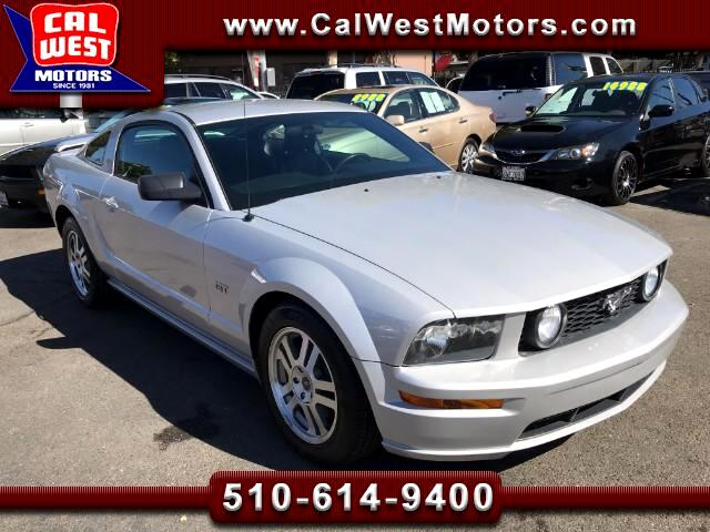 2005 Ford Mustang GT Premium Coupe Auto Leathr LoMiles 1Owner ExMtnc