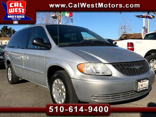 2003 Chrysler Town & Country LX Minivan 5D RearAC Michelins 1Owner SuperClean E
