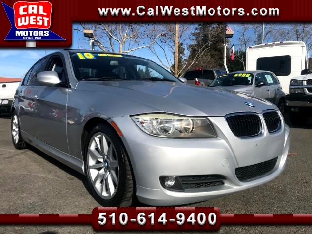 2010 BMW 3-Series 328i NAV Sport-PremiumPkgs Blu2th SuperClean ExMtn