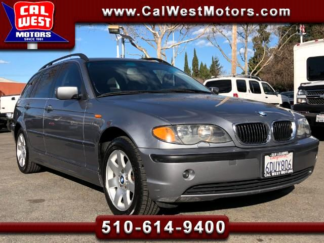 2005 BMW 3-Series Sport Wagon 325xi AWD Leather MoonRoof ExpertlyMaintained
