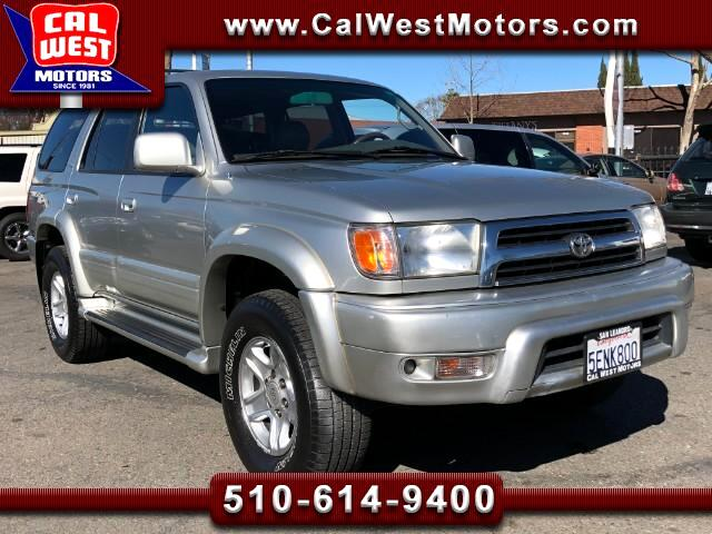 1999 Toyota 4Runner 4X4 Limited V6 Roof Leather Michelins VeryNice