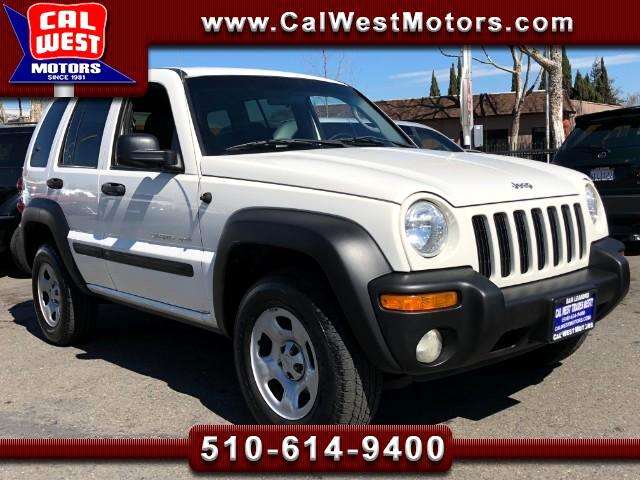 2002 Jeep Liberty Sport 4WD 1Owner ExpertlyMaintained ExcllntMaintnc