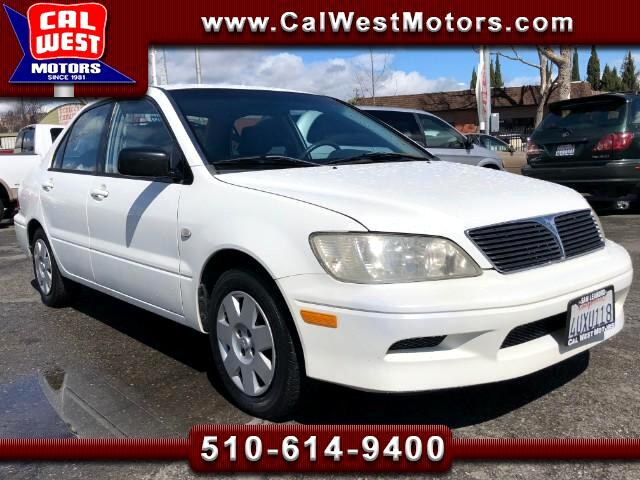 2002 Mitsubishi Lancer ES Automatic GasSaver VeryClean and WellMaintnd