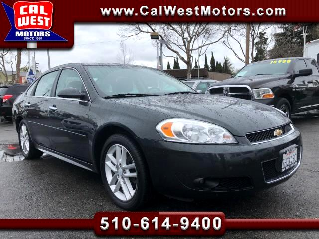 2012 Chevrolet Impala LTZ Sedan Leather BOSE SuperClean LowMiles ExMtnce