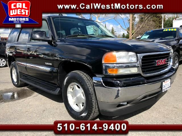 2005 GMC Yukon SLT 3Rows Leather BOSE 1Owner SuperClean GreatMtnc