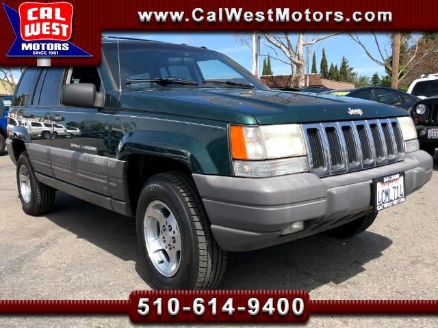 1998 Jeep Grand Cherokee 4X4 Laredo LowMiles 1Owner SuperClean VeryWellMntn