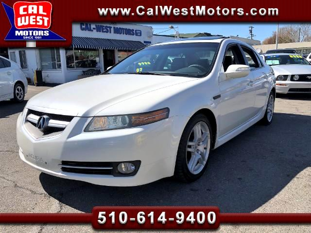 2007 Acura TL 3.2TL MnRoof Leather BOSE VeryClean ExpertlyMntnd