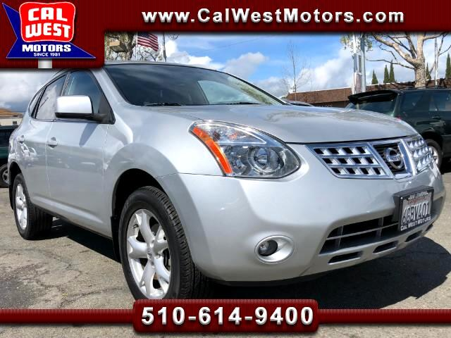 2008 Nissan Rogue SL SUV 5D Blu2th BOSE Only41K SuperClean WellMntnd
