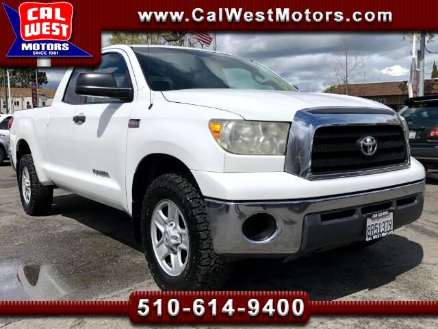 2008 Toyota Tundra 4X4 Double Cab 5.7 L iforce 381HP 1Owner VeryClean