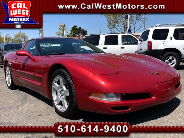 1997 Chevrolet Corvette Coupe LS-1 345HP Auto BOSE LowMiles SuperClean