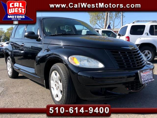 2004 Chrysler PT Cruiser SportWagon 5D VersatileMPG VeryClean 1Ownr ExMtnce