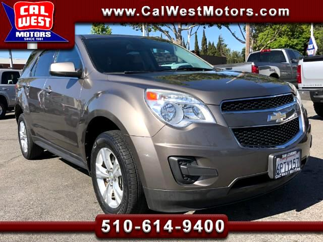 2011 Chevrolet Equinox LT SUV 5D BUCam Blu2th 1Owner LowMiles SuperClean