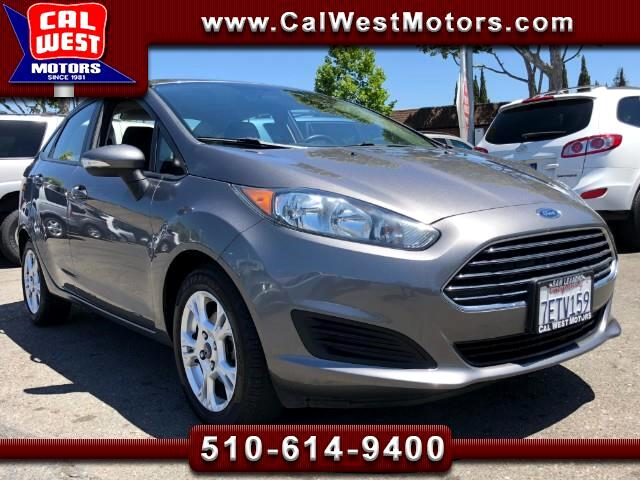 2014 Ford Fiesta SE Sedan SYNC 29K SuperClean FordWarranty GreatMtn