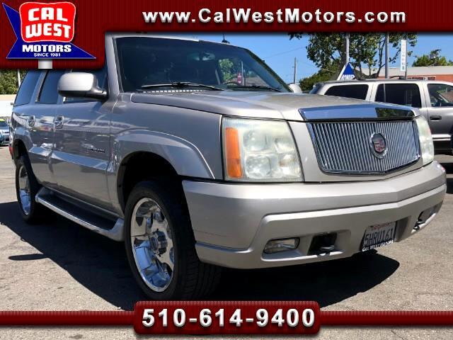 2004 Cadillac Escalade AWD SUV Luxury BOSE Nav MoonRoof